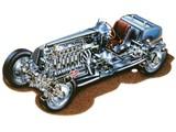 Bugatti Type 53 1931–32 pictures