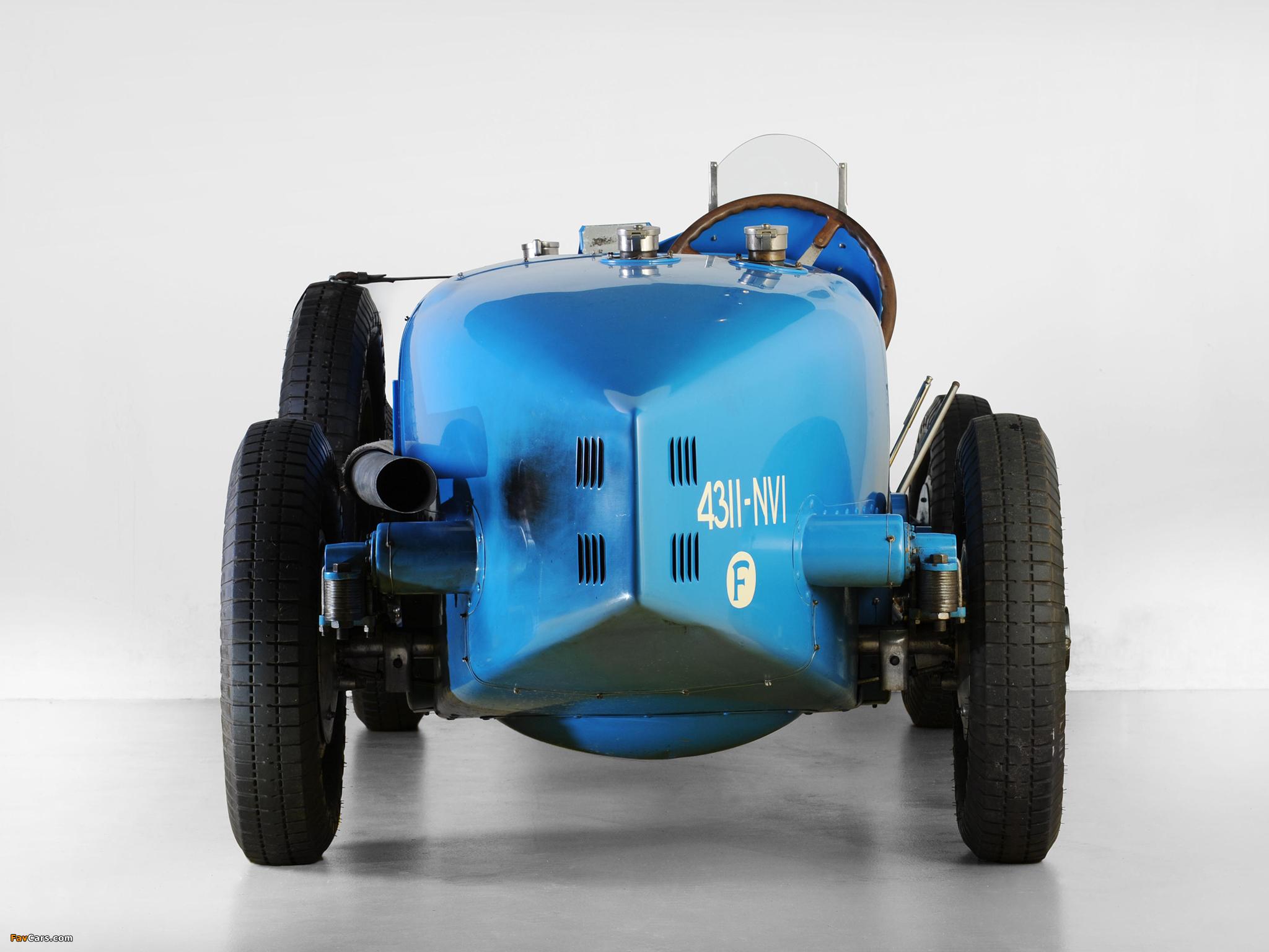 Bugatti Type 54 Grand Prix Racing Car 1931 images (2048 x 1536)