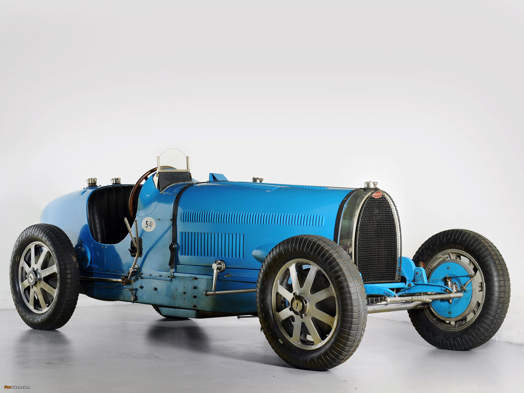 Bugatti Type 54 Grand Prix Racing Car 1931 pictures (2048 x 1536)