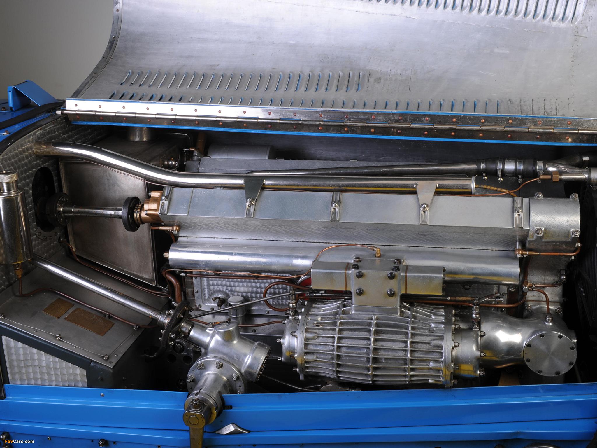 Photos of Bugatti Type 54 Grand Prix Racing Car 1931 (2048 x 1536)