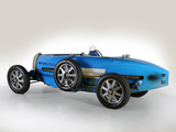 Photos of Bugatti Type 54 Grand Prix Racing Car 1931