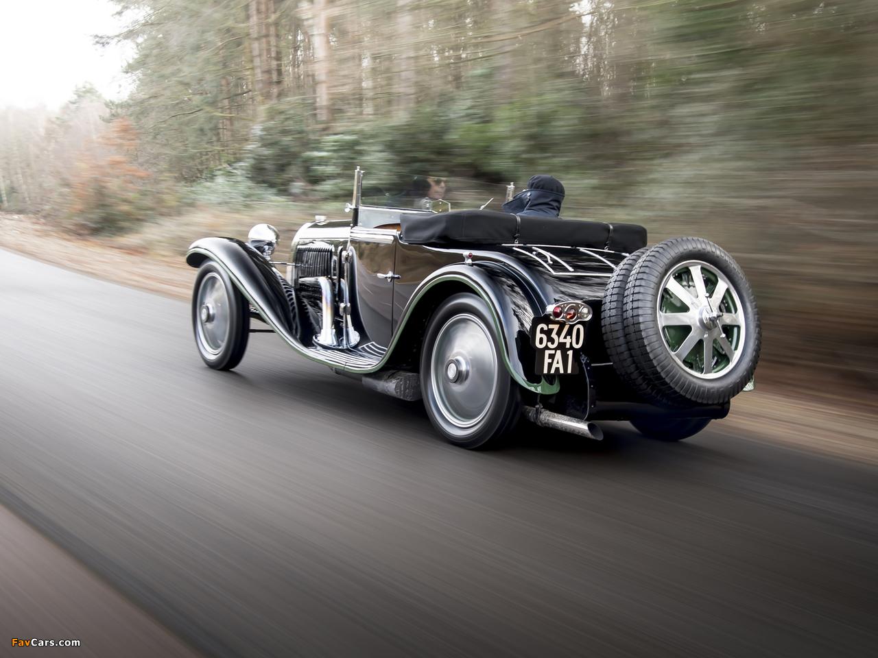 Photos of Bugatti Type 55 Cabriolet 1932 (1280 x 960)