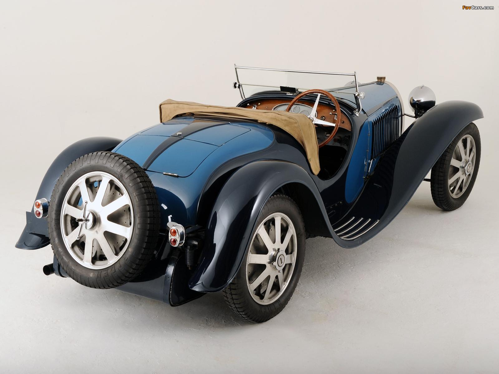 Pictures of Bugatti Type 55 Super Sport Roadster 1932 (1600 x 1200)