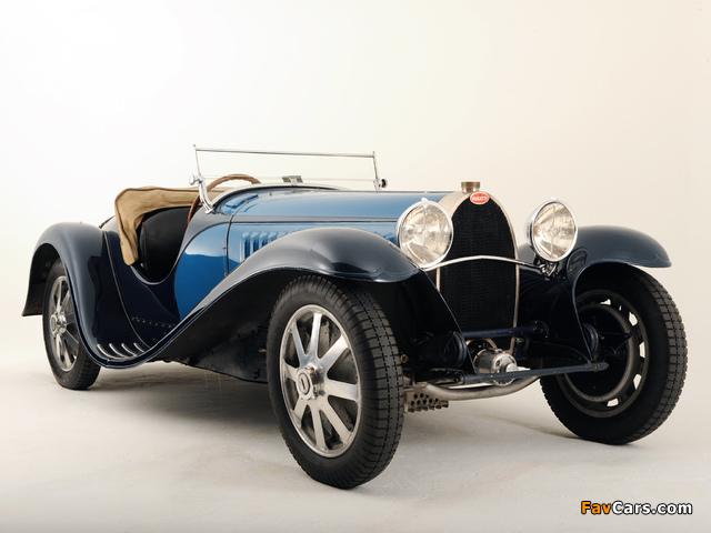 Pictures of Bugatti Type 55 Super Sport Roadster 1932 (640 x 480)