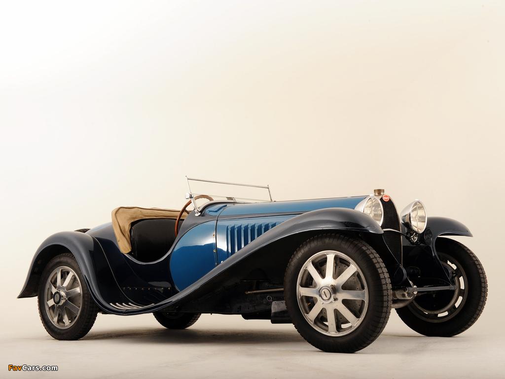 Pictures of Bugatti Type 55 Super Sport Roadster 1932 (1024 x 768)