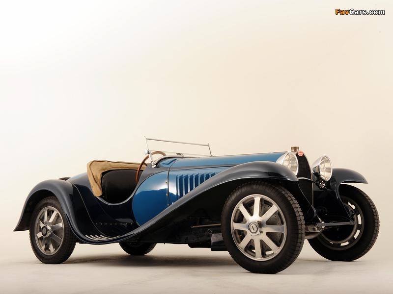 Pictures of Bugatti Type 55 Super Sport Roadster 1932 (800 x 600)