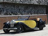 Bugatti Type 57 Stelvio Drophead Coupe (№57202) 1934 photos