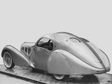 Bugatti Aerolithe Prototype 1935 images