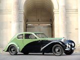 Bugatti Type 57C Coupe Aerodynamique 1936 photos