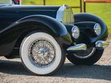 Bugatti Type 57 Stelvio Cabriolet (№57406) 1936 wallpapers