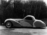 Bugatti Type 57S Atalante 1936–38 wallpapers