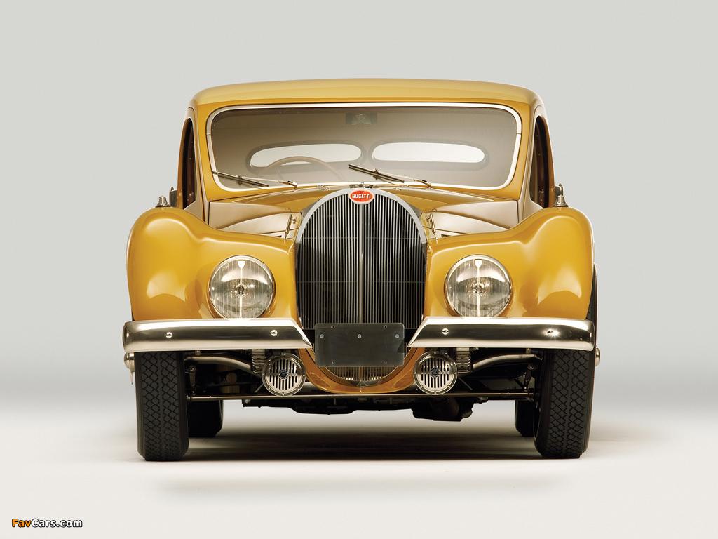 Bugatti Type 57SC Atalante 1936–38 wallpapers (1024 x 768)