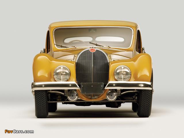 Bugatti Type 57SC Atalante 1936–38 wallpapers (640 x 480)