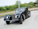 Bugatti Type 57S Coupe by Gangloff 1937 images
