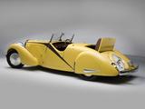 Bugatti Type 57 Roadster 1937 photos