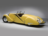 Bugatti Type 57 Roadster 1937 photos