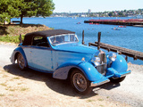 Bugatti Type 57 Stelvio Drophead Coupe 1937–40 photos