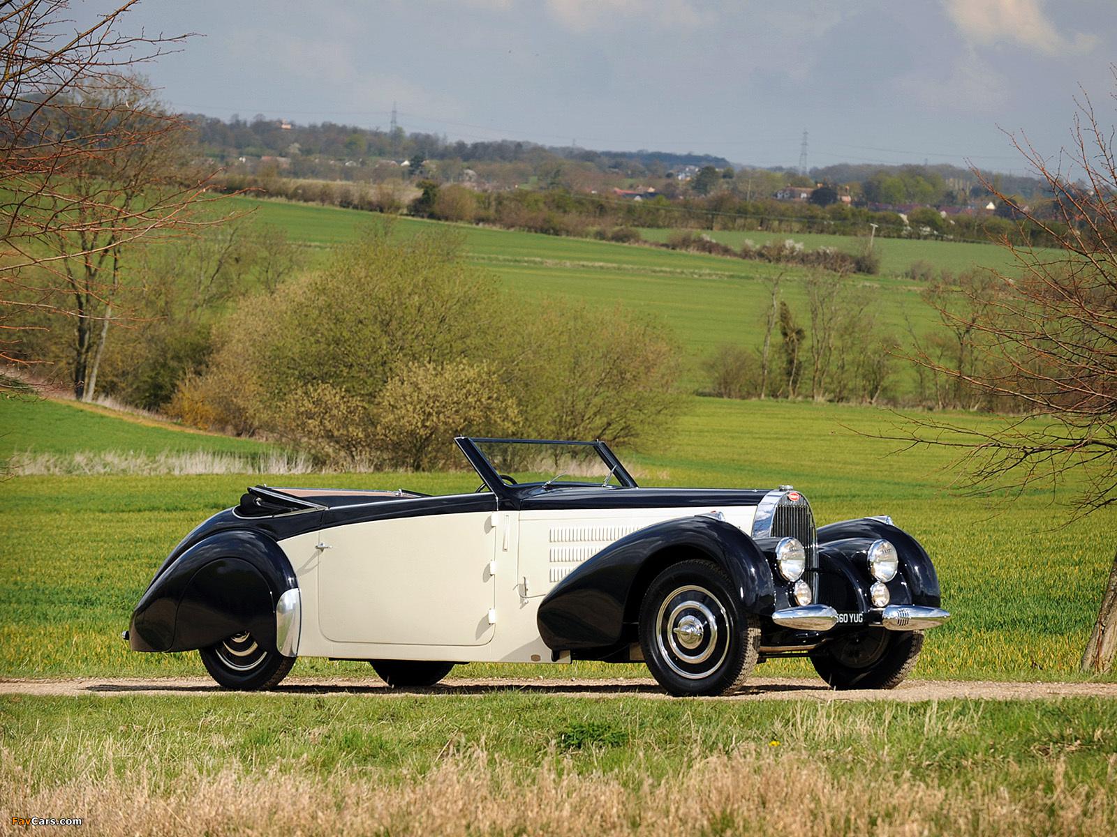 Bugatti Type 57 Stelvio Drophead Coupe 1937–40 photos (1600 x 1200)