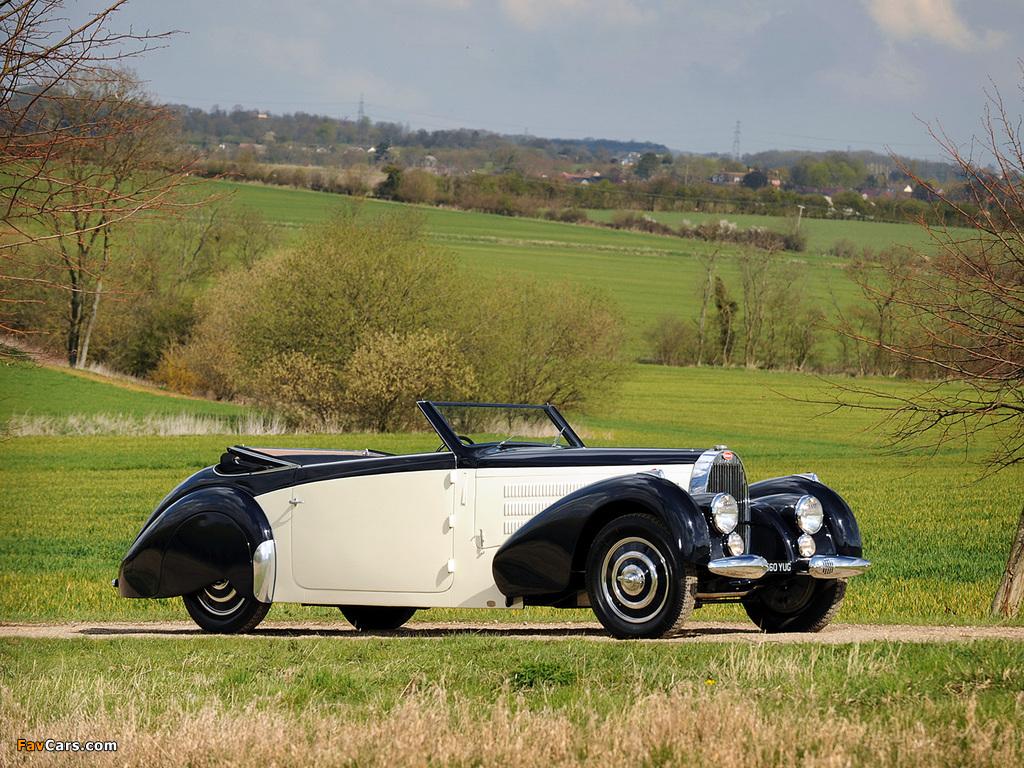 Bugatti Type 57 Stelvio Drophead Coupe 1937–40 photos (1024 x 768)