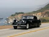 Bugatti Type 57C Voll & Ruhrbeck Cabriolet 1937–40 photos