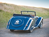 Bugatti Type 57 Stelvio Cabriolet by Gangloff (№57435) 1937 photos