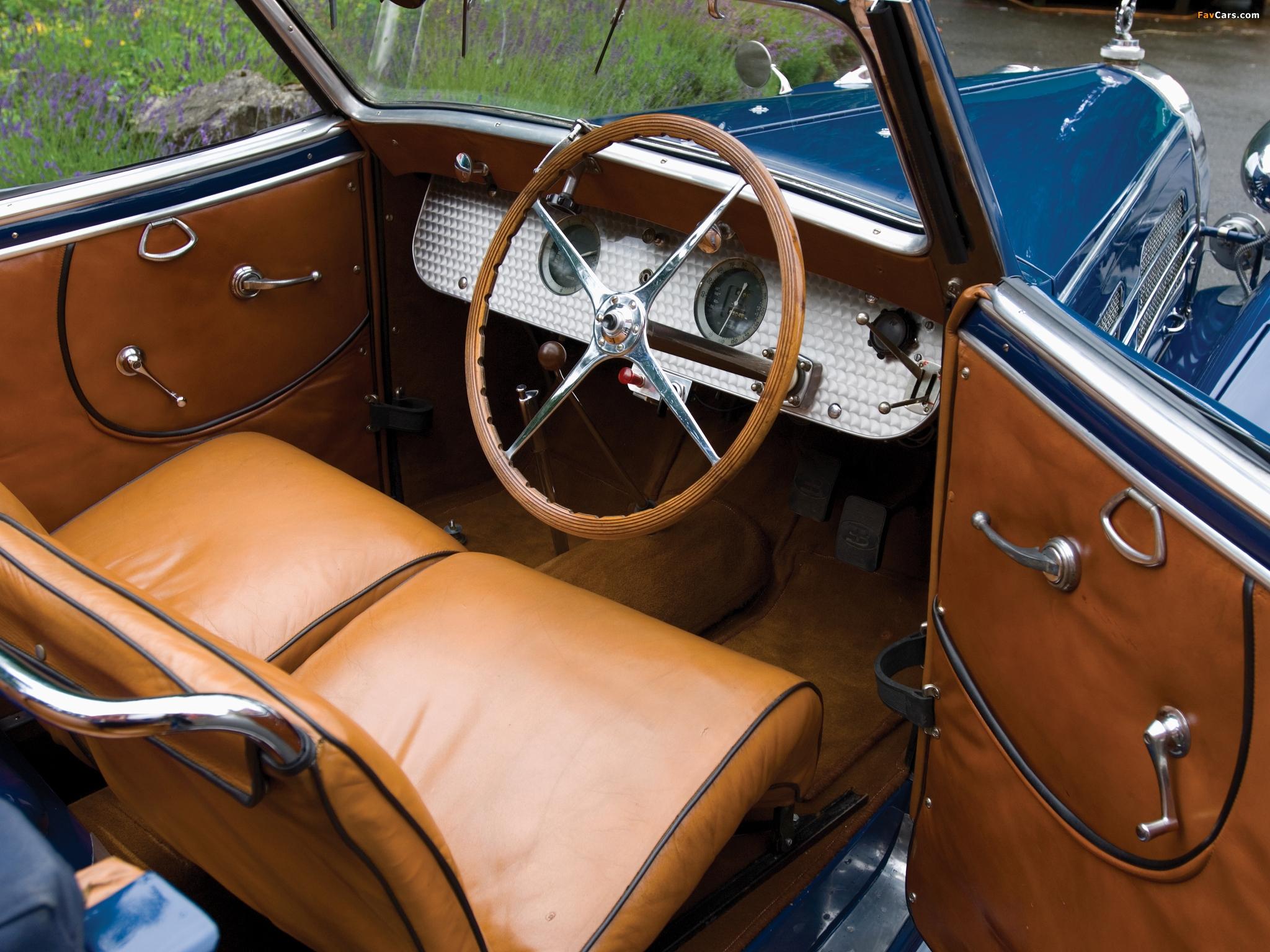 Bugatti Type 57 Stelvio Cabriolet by Gangloff (№57435) 1937 pictures (2048 x 1536)