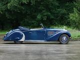 Bugatti Type 57 Stelvio Cabriolet by Gangloff (№57435) 1937 pictures