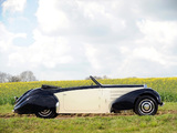 Bugatti Type 57 Stelvio Drophead Coupe 1937–40 pictures