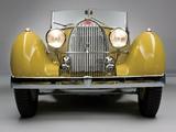 Bugatti Type 57 Roadster 1937 wallpapers