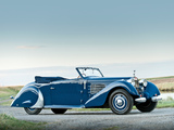Bugatti Type 57 Stelvio Cabriolet by Gangloff (№57435) 1937 wallpapers