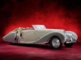 Bugatti Type 57C Cabriolet by Gangloff 1938 wallpapers