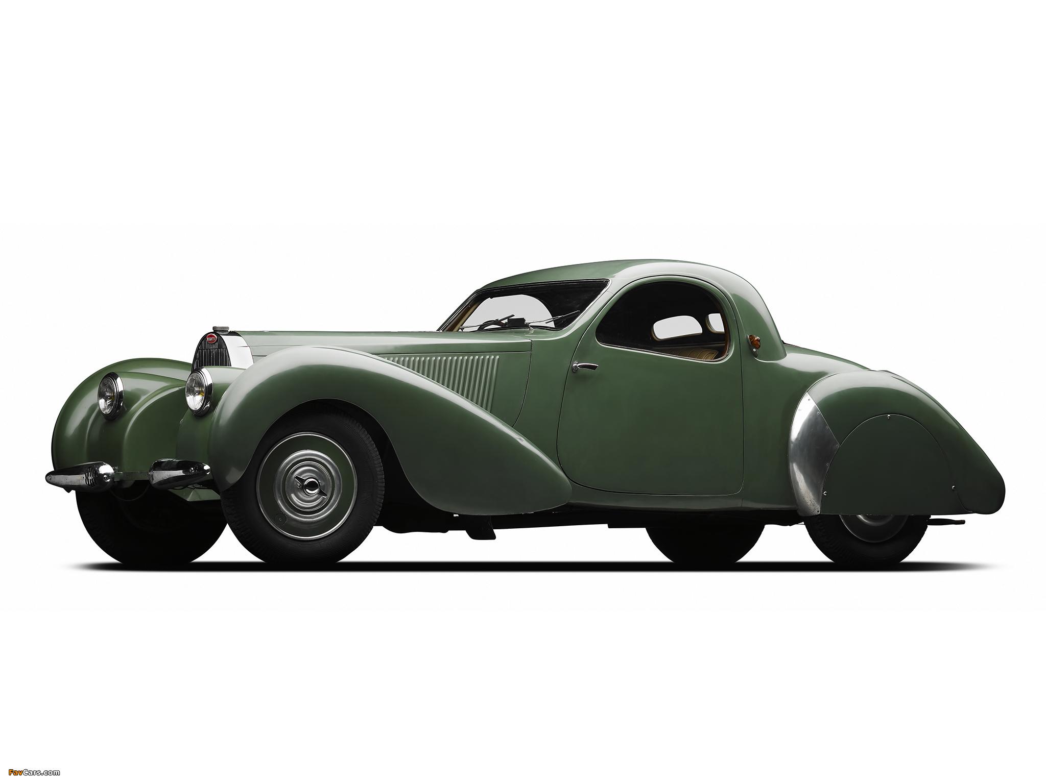 Bugatti Type 57C Atalante by VanVooren 1939 images (2048 x 1536)