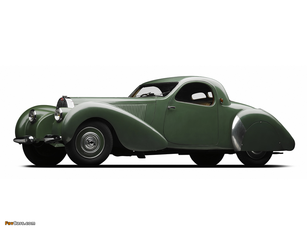 Bugatti Type 57C Atalante by VanVooren 1939 images (1024 x 768)