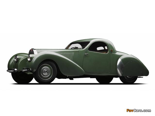 Bugatti Type 57C Atalante by VanVooren 1939 images (640 x 480)