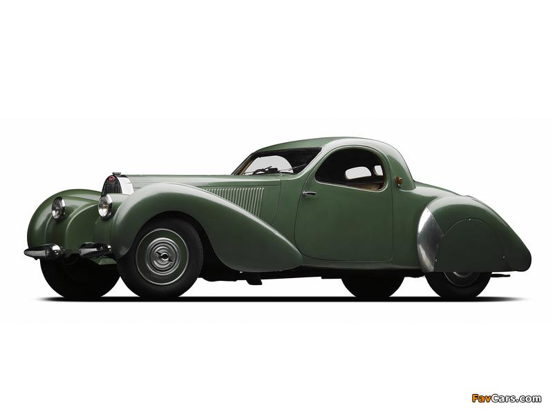 Bugatti Type 57C Atalante by VanVooren 1939 images (800 x 600)