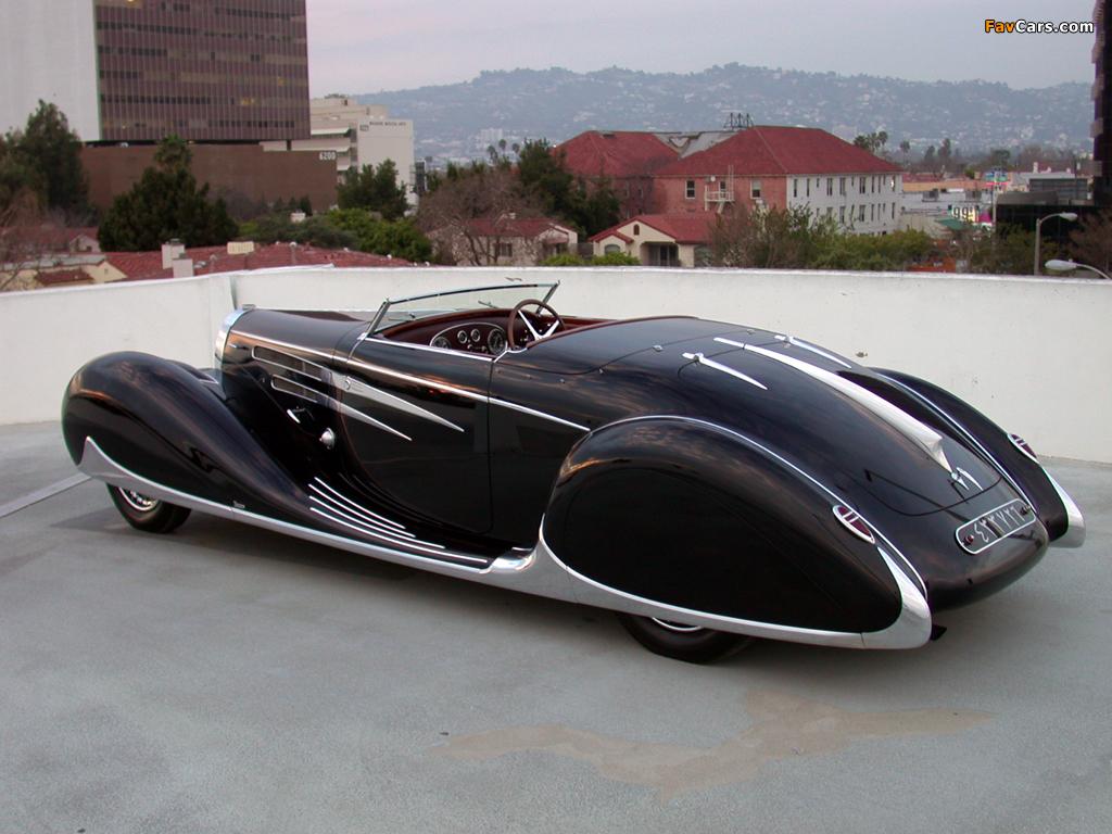 Bugatti Type 57c Cabriolet By Vanvooren 1939 Images 1024x768