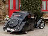 Bugatti Type 57 Ventoux Coupe by Albert DIetern 1937 pictures
