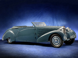 Bugatti Type 57 Cabriolet by Gangloff 1934 pictures