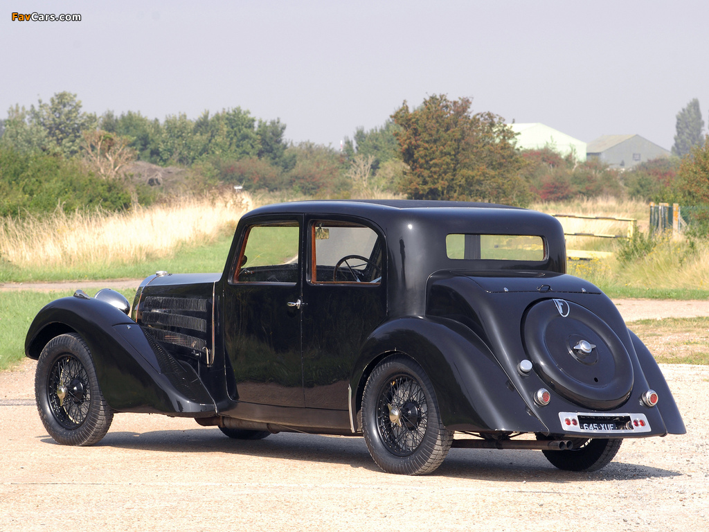 Bugatti Type 57 by Galibier 1936 pictures (1024 x 768)