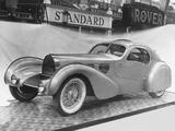 Images of Bugatti Aerolithe Prototype 1935