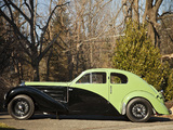 Images of Bugatti Type 57C Coupe Aerodynamique 1936