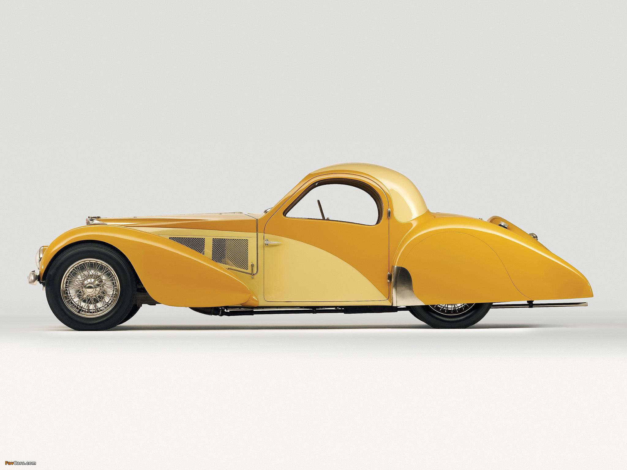 Images of Bugatti Type 57SC Atalante 1936–38 (2048 x 1536)