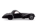 Images of Bugatti Type 57S Coupe by Gangloff 1937