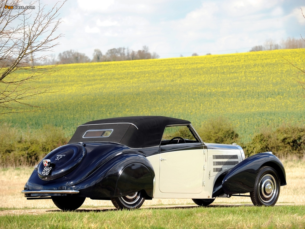 Images of Bugatti Type 57 Stelvio Drophead Coupe 1937–40 (1024 x 768)
