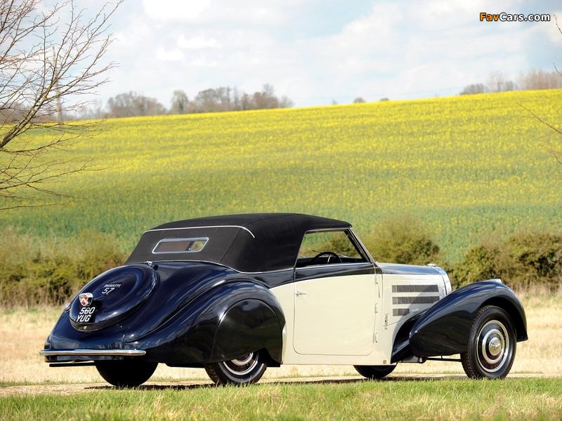Images of Bugatti Type 57 Stelvio Drophead Coupe 1937–40 (800 x 600)