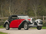 Images of Bugatti Type 57 Stelvio Cabriolet by Gangloff (№57569) 1938