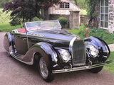 Images of Bugatti Type 57C Cabriolet by Saoutchik 1939