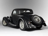Photos of Bugatti Type 57 Coupe by Gangloff 1935