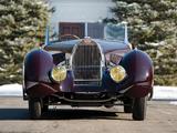 Photos of Bugatti Type 57C Roadster (#57617) 1937