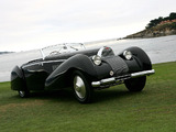 Photos of Bugatti Type 57C Voll & Ruhrbeck Cabriolet 1937–40